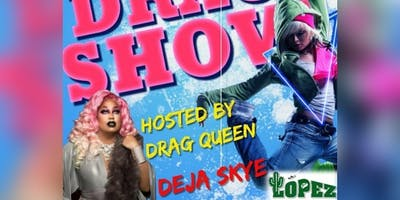 LGBTQ+Comedy & Drag Night
