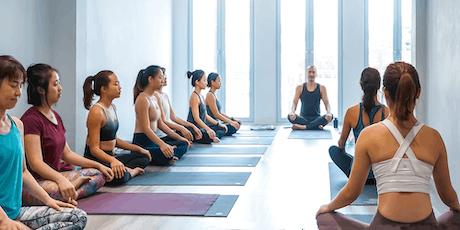 Meditation Level 1 (Free) tickets