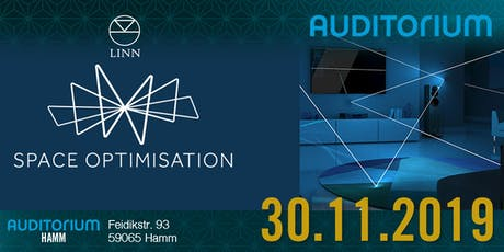 AUDITORIUM presents: LINN Space Optimisation Tickets