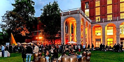 Milano Fashion Week - Triennale Milano Garden Cocktail Party - AmaMI