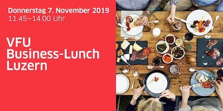 VFU Business-Lunch Luzern Tickets