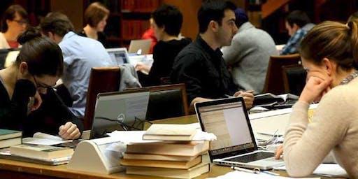 National Library of Scotland Postgraduate Induction - Glasgow