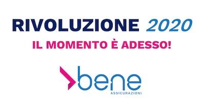 RIVOLUZIONE2020 - Roma