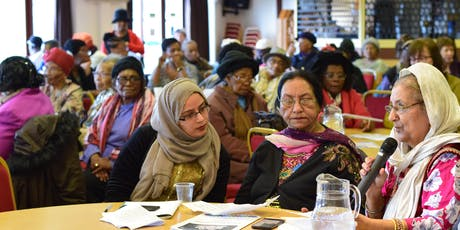 Research Forum: Equality and Ethnic Diversity Amongst Older People tickets
