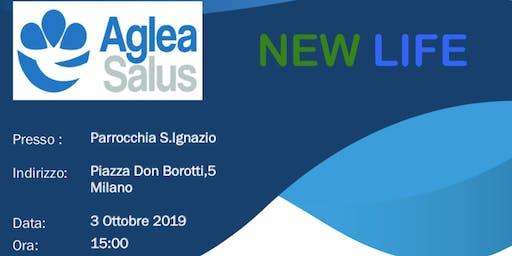 Presentazione aziendale progetto NEWLIFE di AGLEA SALUS MUTUA -Milano