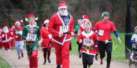 Torfaen Santa Run 2019 tickets
