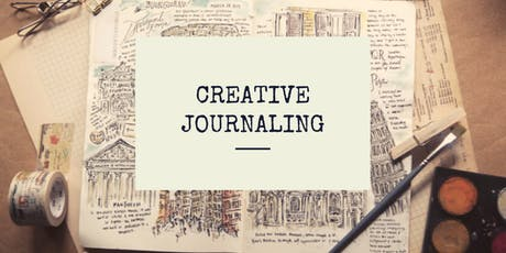 Creative Journaling tickets