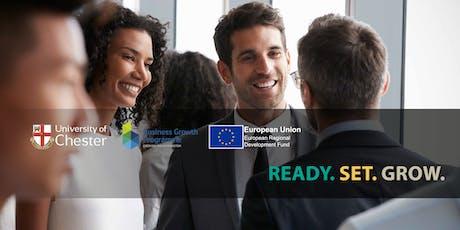 Social Media Marketing for Business tickets