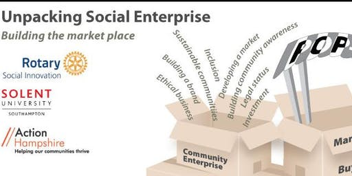 Unpacking Social Enterprise
