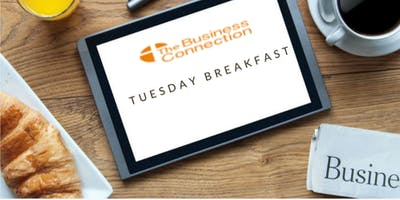 The Business Connection Tuesday Breakfast 17 Sept