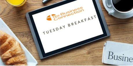 The Business Connection Tuesday Breakfast 17 Sept tickets