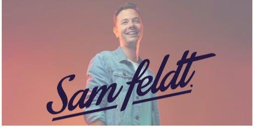 SAM FELDT // Freshers Week // Wednesday Night