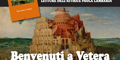 Presentazione del libro Benvenuti a Vetera di Narcisa Fargnoli biglietti