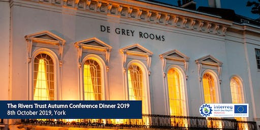 Rivers Trust Conference Dinner - 8th October 2019
