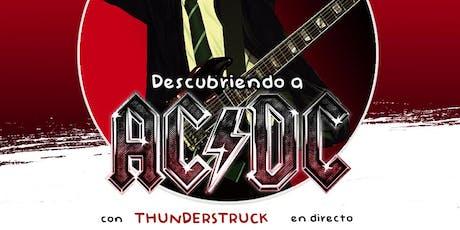ROCK EN FAMILIA: Descubriendo a AC/DC - Santander entradas