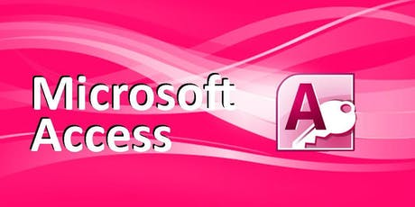 Microsoft Access Level 1 tickets