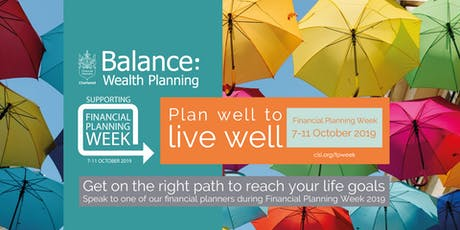 What is Financial Planning Workshop #FPWUK tickets