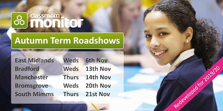 Simple assessment with Classroom Monitor (South Mimms) tickets