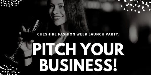 Pitch Your Business - Cheshire Fashion Council