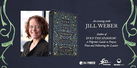 An Evening with Jill Weber - Author of Even the Sparrow tickets