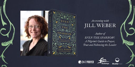 An Evening with Jill Weber - Author of Even the Sparrow