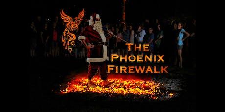 Charity Santa Firewalk 2019 tickets