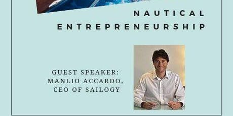 Nautical Entrepreneurship con Sailogy biglietti