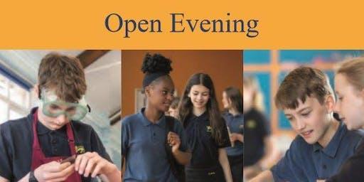 City of Norwich School Main School Open Evening