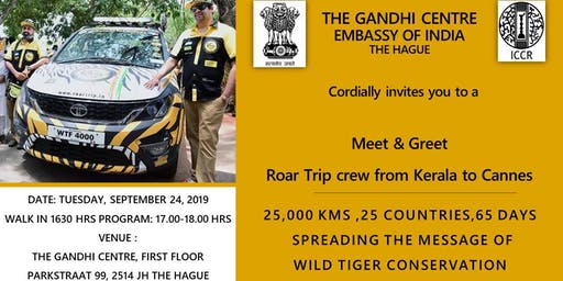 Meet & Greet - Roar Trip Crew from Kerala to Cannes
