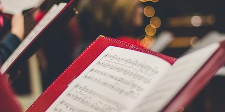 Newbridge and district ladies choir: Christmas concert tickets