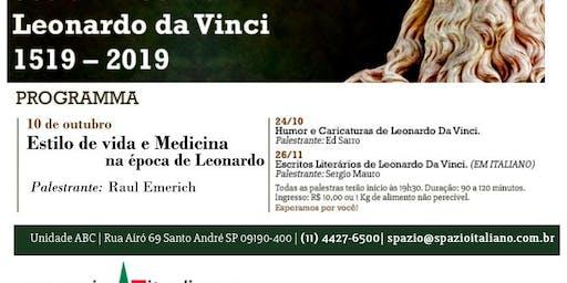 500 anni senza Leonardo Da Vinci