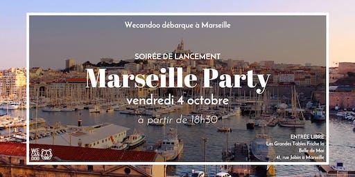 Artisanat Mamma Mia ! Soirée Inauguration de Wecandoo à Marseille