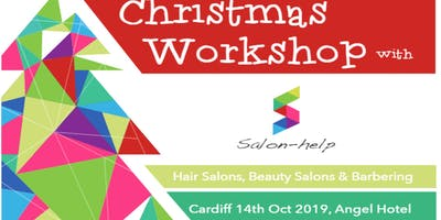 Salon Help - Christmas Sales Workshop (Early Bird tickets)
