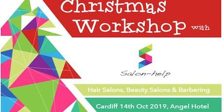 Salon Help - Christmas Sales Workshop (Early Bird tickets) tickets