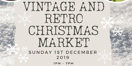 Magnus Presents - Vintage and Retro Christmas Market tickets