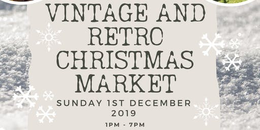 Magnus Presents - Vintage and Retro Christmas Market