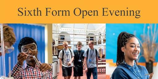 City of Norwich School Sixth Form Open Evening
