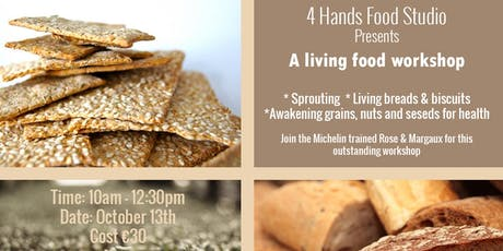 Living Foods Workshop tickets