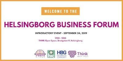 Helsingborg Business Forum