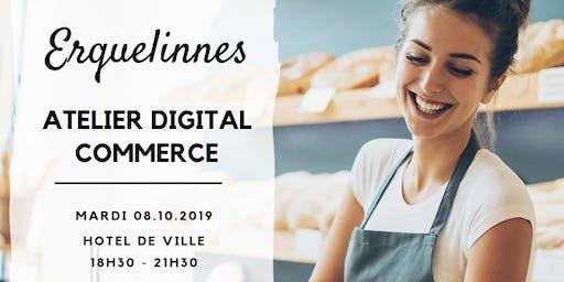 Erquelinnes | Digital-Commerce