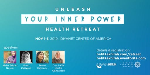 Unleash Your Inner Power Retreat