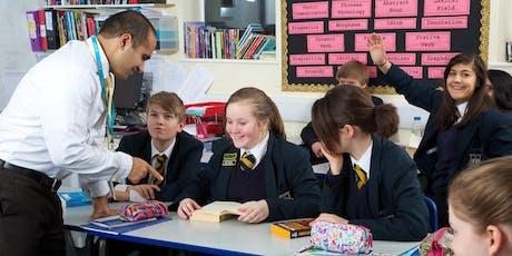 Teacher Training Taster Day - George Abbot School, Guildford tickets