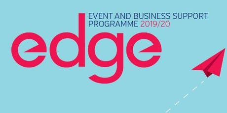 Edge Business Support Programme 2019/2020 - Launch Event tickets