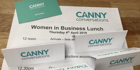 Gloucestershire Women in Business Lunch tickets