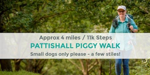 PATTISHALL PIGGY WALK | APPROX 4 MILES | MODERATE | NORTHANTS
