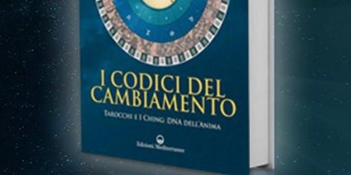 """Carlo Bozzelli presenta il suo libro """"I codici del cambiamento"""""""