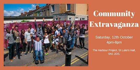 Community Extravaganza 12th October 2019 tickets