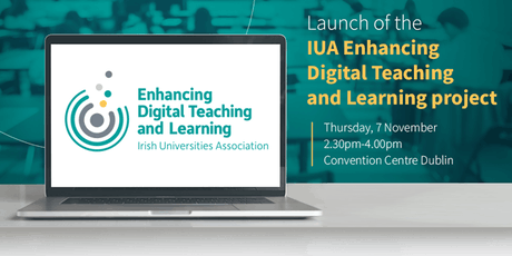 Launch of IUA Enhancing Digital Teaching and Learning project tickets