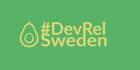 Developer Relations Sweden meetup 0 - #devrel #dx in Stockholm tickets