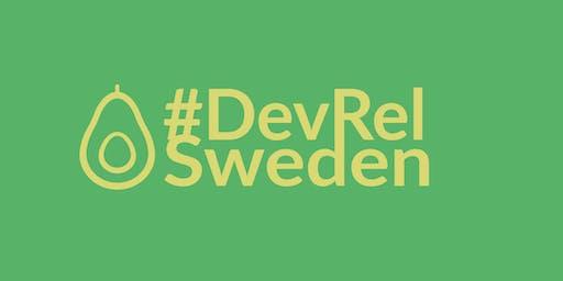 Developer Relations Sweden meetup 0 - #devrel #dx in Stockholm